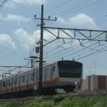 中央線・豊田~日野駅ライブカメラ(USTREAM)