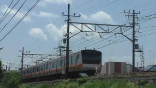 JR中央線 豊田駅~日野駅間 ライブカメラと雨雲レーダー/東京都日野市