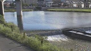 紫川・黒川・笹尾川ライブカメラ(6ヶ所)と雨雲レーダー/福岡県