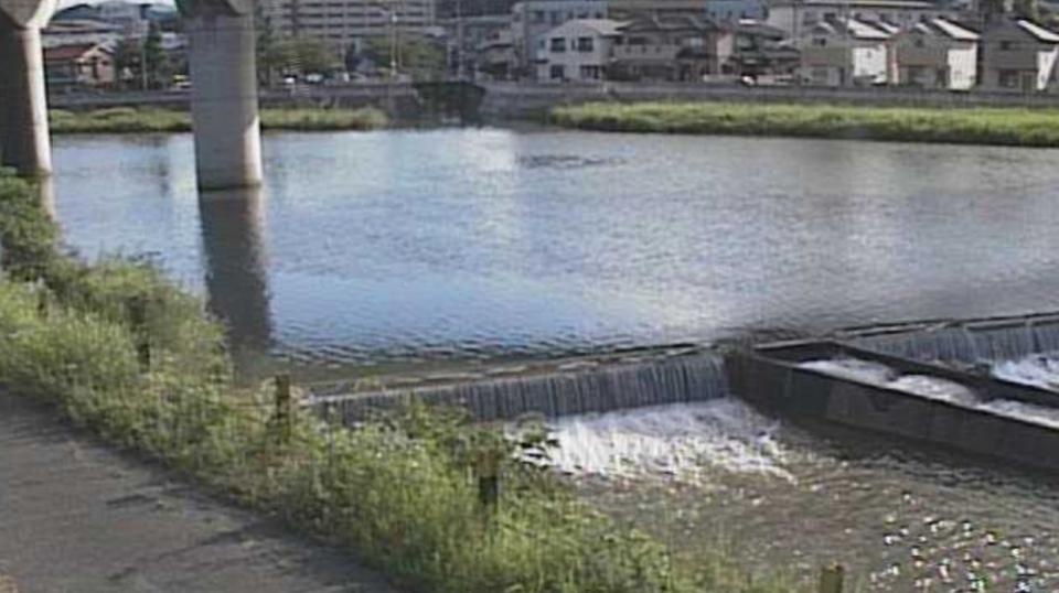 福岡県 紫川・黒川・笹尾川ライブカメラ(6ヶ所)と雨雲レーダー