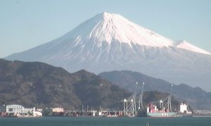 静岡県公式ホームページ 富士山ライブカメラと雨雲レーダー/静岡県清水区