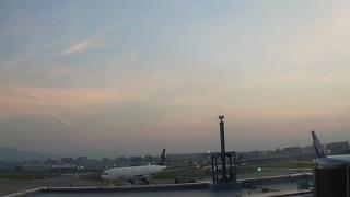 福岡空港 ライブカメラ(JAL)と雨雲レーダー/福岡県福岡市