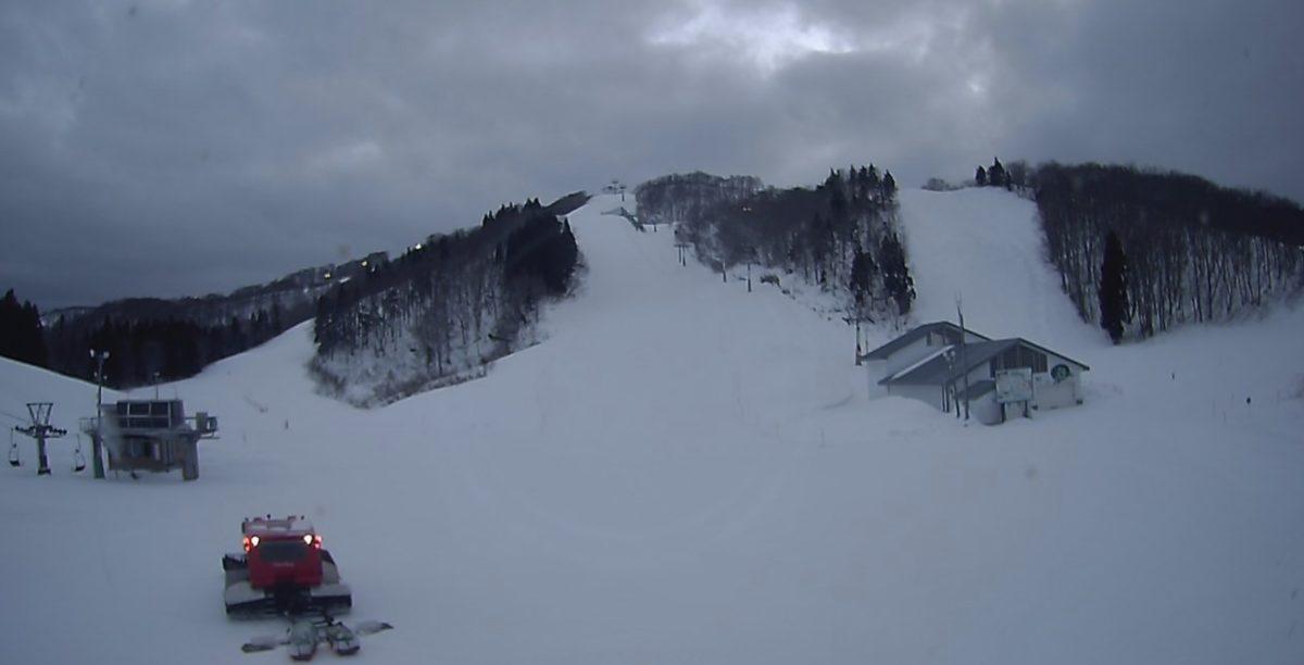 ガーラ湯沢スキー場 ライブカメラと雨雲レーダー/新潟県湯沢町