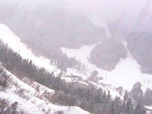 鳥取県若桜町 氷ノ山山頂が見れるライブカメラと雨雲レーダー