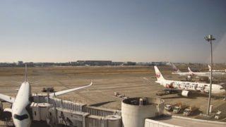羽田空港 ライブカメラ(東京国際空港)と雨雲レーダー/東京都大田区