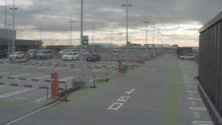 羽田国際空港の駐車場ライブカメラと雨雲レーダー/東京都大田区
