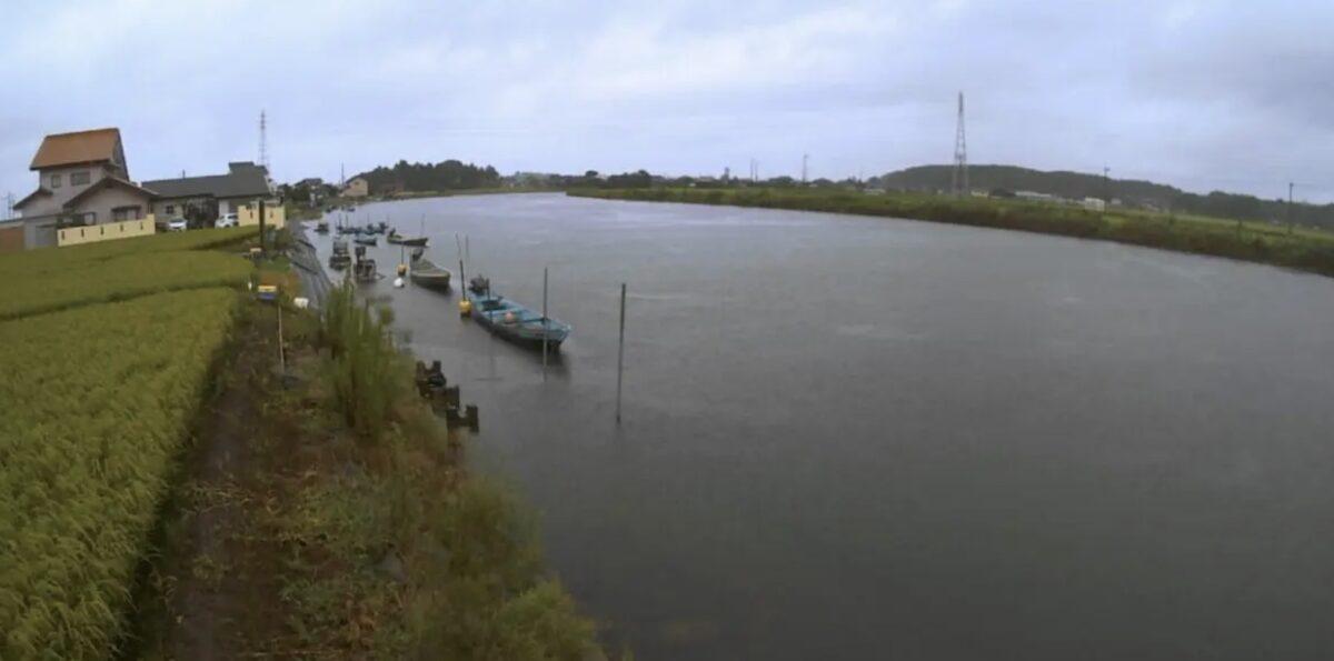涸沼川のライブカメラ一覧・雨雲レーダー・天気予報