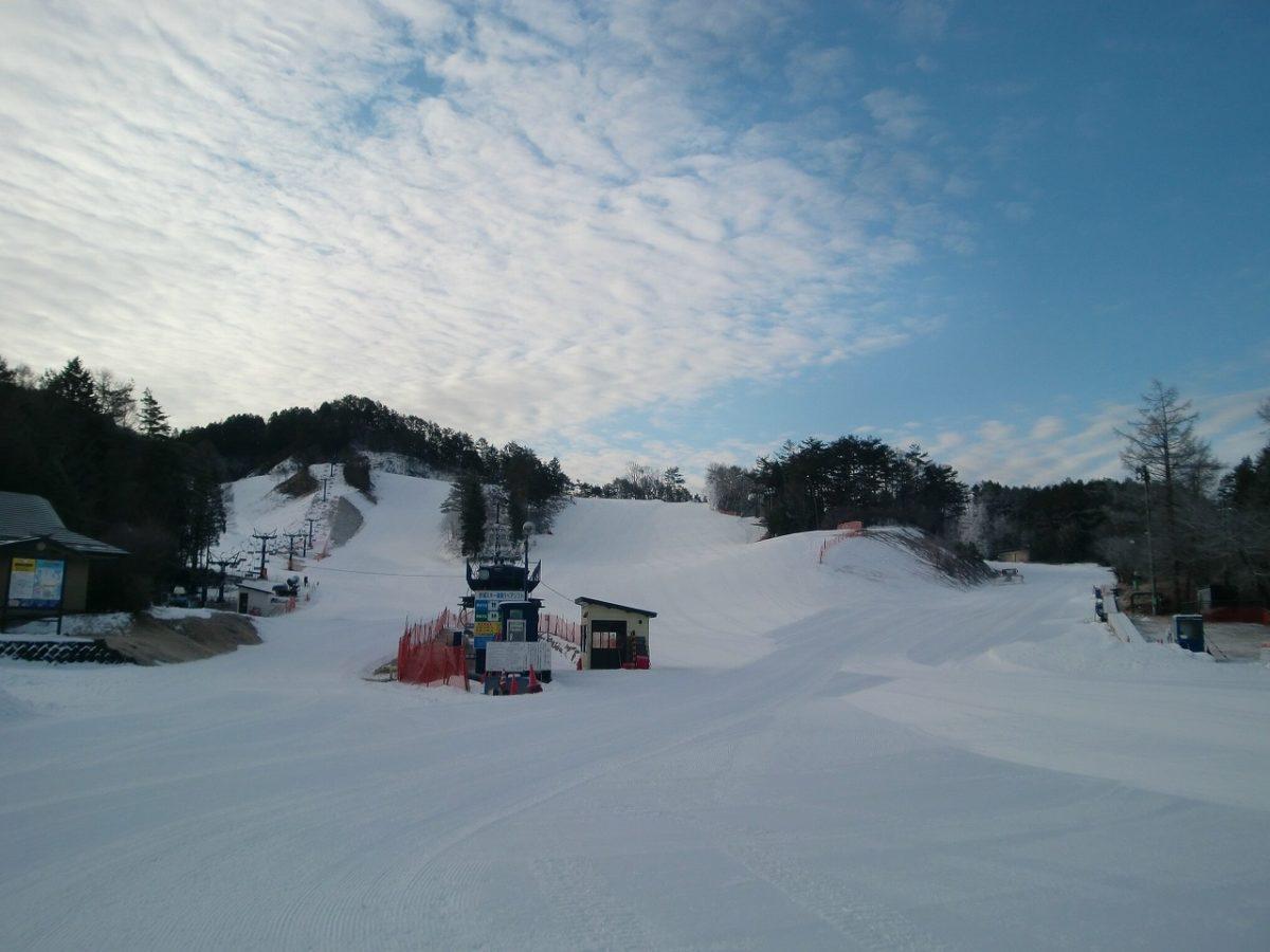 ひらや高原スキー場 ライブカメラと気象レーダー/長野県平谷村