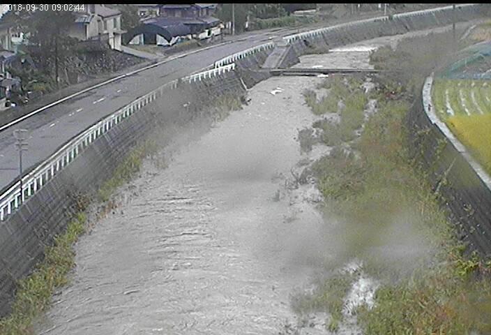 徳島県佐那河内村 園瀬川 ライブカメラと雨雲レーダー