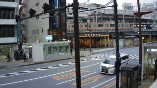 神田駅 ライブカメラ(北口)と雨雲レーダー/東京都千代田区