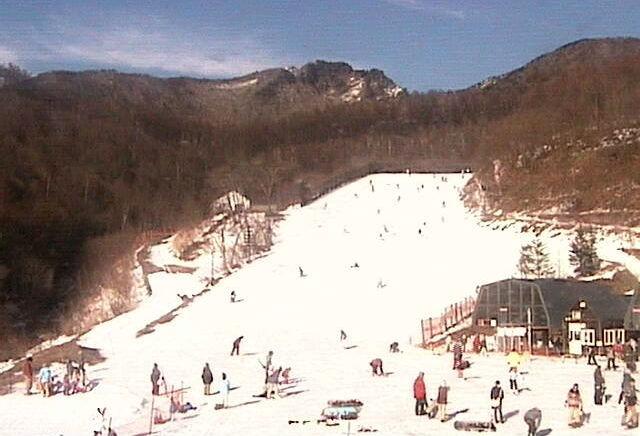 川場スキー場ライブカメラ