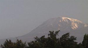 タンザニア(北部):キリマンジャロのWebカメラ