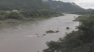 木曽川ライブカメラと雨雲レーダー/愛知県犬山市