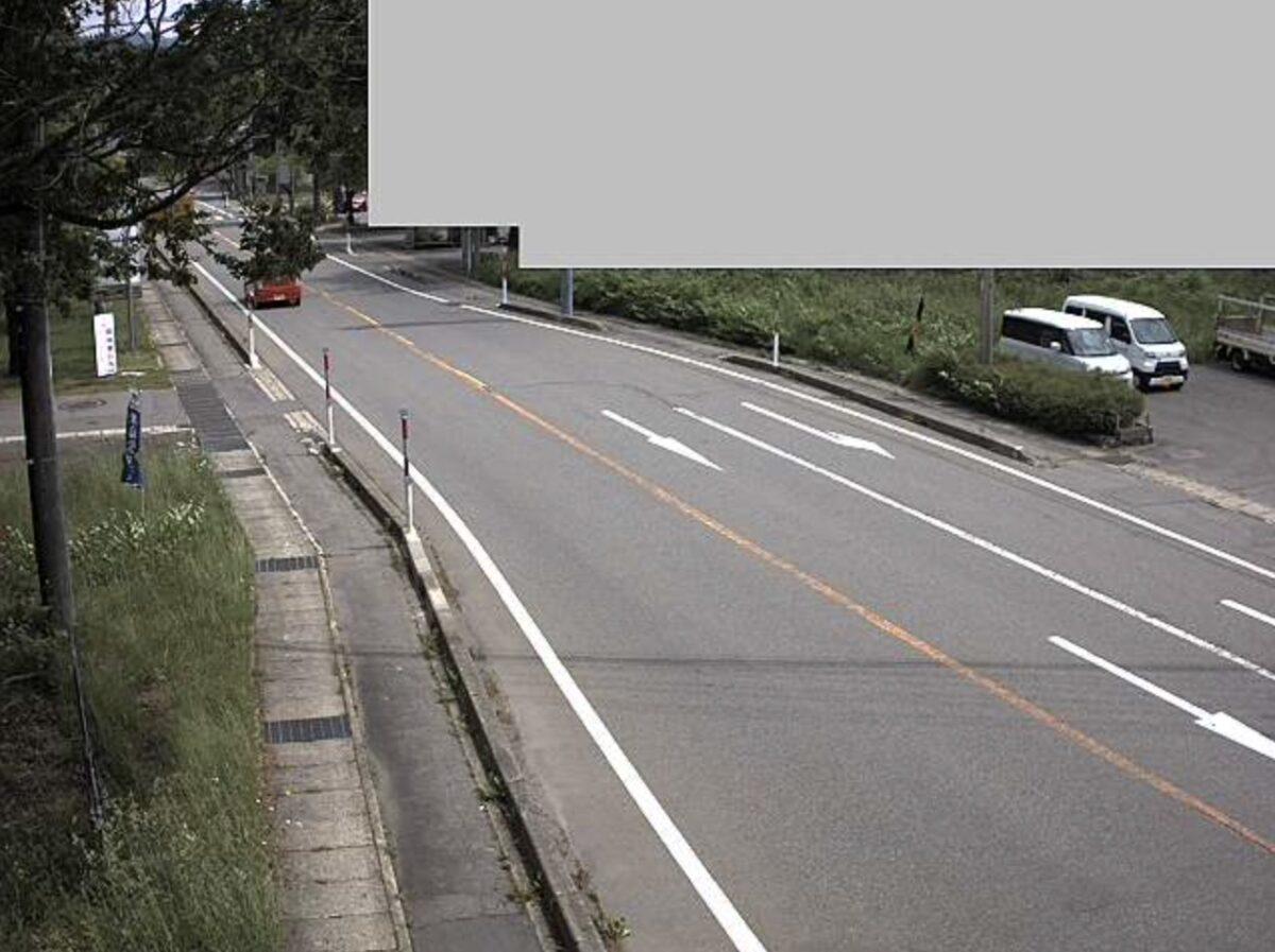 国道156号線・国道158号線・ひるがのライブカメラと雨雲レーダー/岐阜県郡上市高鷲町