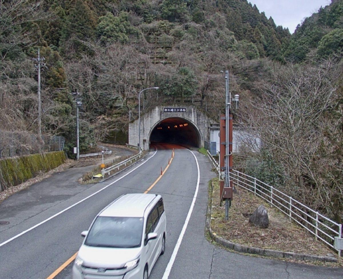 国道317号・197号・県道25号 ライブカメラと雨雲レーダー/愛媛県