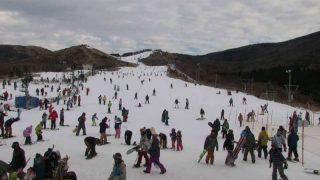 九重森林公園スキー場ライブカメラと雨雲レーダー/大分県九重町