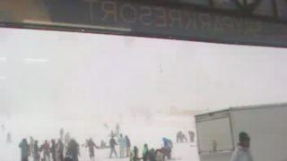 車山高原SKYPARKスキー場 ライブカメラと雨雲レーダー/長野県茅野市