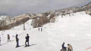 ハチ高原スキー場・ハチ北スキー場ライブカメラ(3ヶ所)と雨雲レーダー/兵庫県養父市