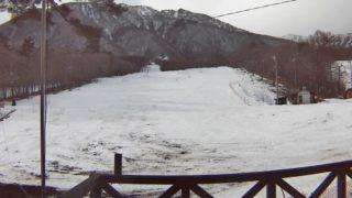 爺ヶ岳スキー場 ライブカメラと気象レーダー/長野県大町市