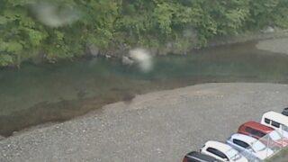 神流川ライブカメラと雨雲レーダー/群馬県多野郡上野村