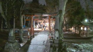大星神社 ライブカメラと雨雲レーダー/長野県茅野市