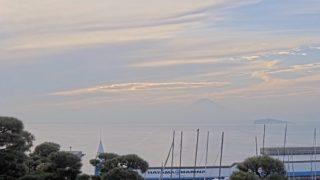 相模湾 ライブカメラ(葉山マリーナ)と雨雲レーダー/神奈川県葉山町