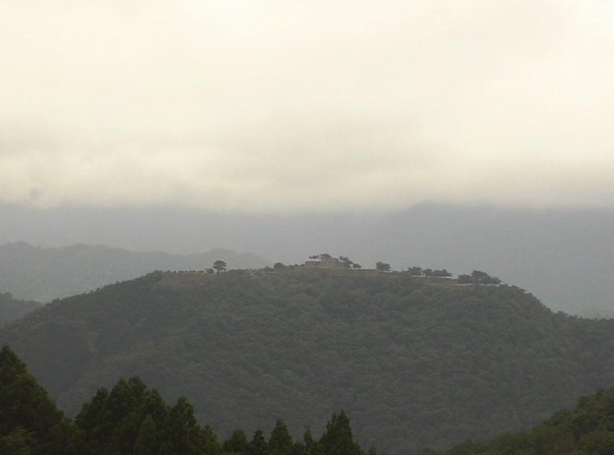 日本のマチュピチュ!天空の城「竹田城」ライブカメラと雨雲レーダー/竹田城