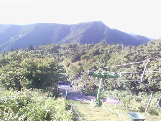 徳島県美馬市 剣山ライブカメラと雨雲レーダー
