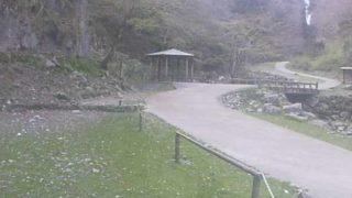 神庭の滝 ライブカメラと雨雲レーダー/岡山県真庭市