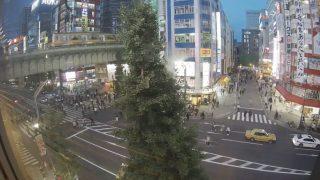 秋葉原 ライブカメラ(オノデン)と雨雲レーダー/東京都千代田