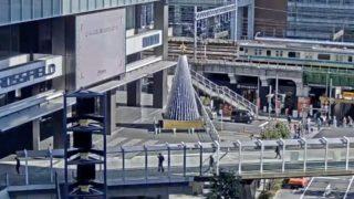 秋葉原UDXビジョン ライブカメラと雨雲レーダー/東京都千代田区