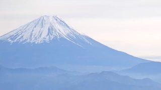 富士山 ライブカメラ(甘利山倶楽部)と雨雲レーダー/山梨県韮崎市