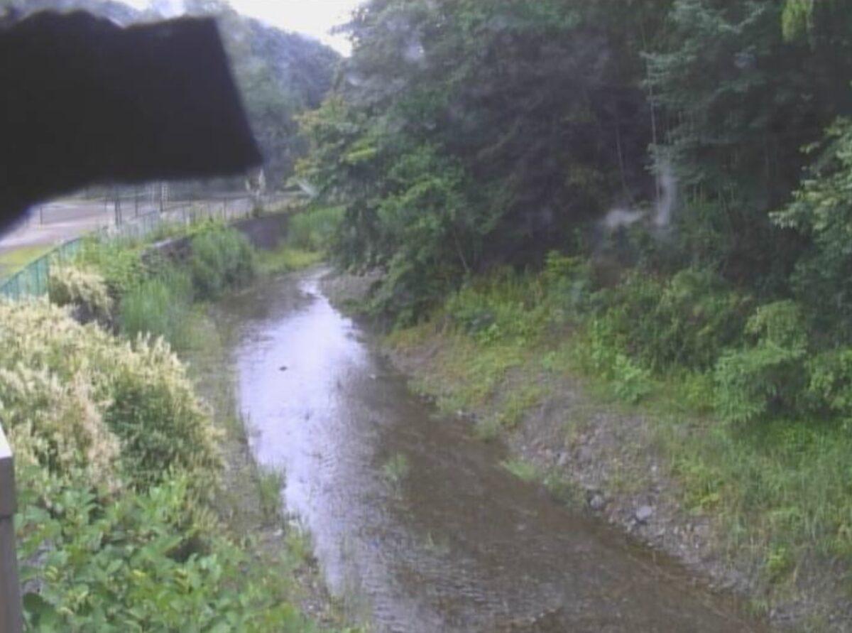 浅川・板当橋ライブカメラと雨雲レーダー/東京都八王子市上恩方町