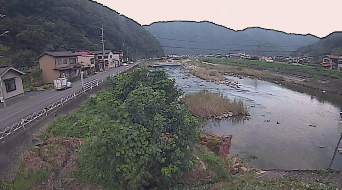 芦田川・31k600左岸ライブカメラと雨雲レーダー/広島県府中市篠根町