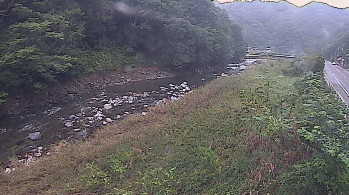 芦田川・36k800左岸ライブカメラと雨雲レーダー/広島県府中市河佐町