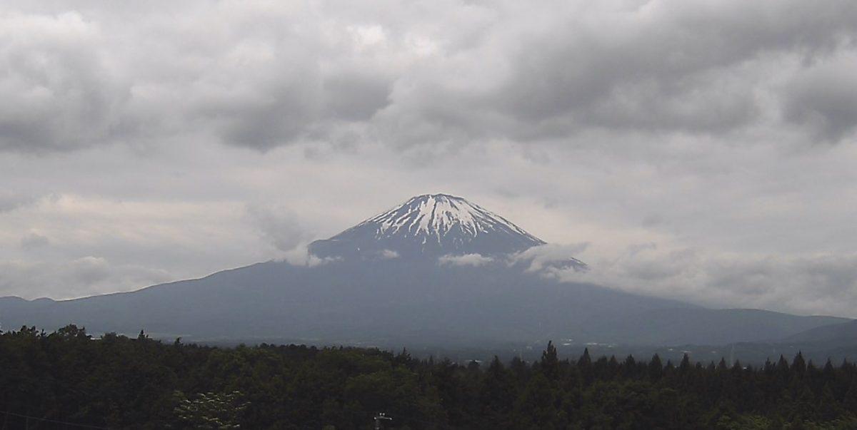 あしがら温泉 富士山 ライブカメラと雨雲レーダー/静岡県駿東郡小山町