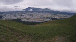 阿蘇 大観峰 雲海ライブカメラと雨雲レーダー/熊本県阿蘇市