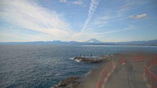 江の島 岩屋 ライブカメラと雨雲レーダー/神奈川県藤沢市