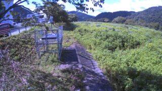 富士川・木島ライブカメラと雨雲レーダー/静岡県富士市木島