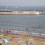 江ノ島東浜(片瀬東浜海水浴場)ライブカメラ
