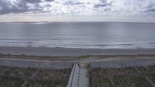 湊地区海岸(遠州灘)ライブカメラと雨雲レーダー/静岡県袋井市