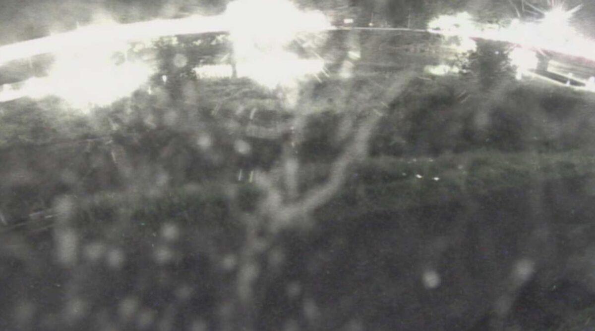 江の川・高田原 右岸158.8kライブカメラと雨雲レーダー/広島県安芸高田市甲田町