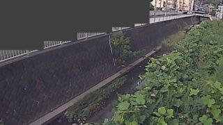 平作川・なかよし橋ライブカメラと雨雲レーダー/神奈川県横須賀市衣笠栄町