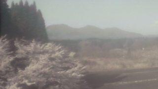蒜山三座 ライブカメラと雨雲レーダー/岡山県真庭市