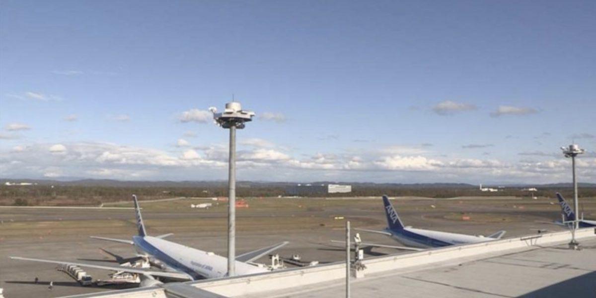 北海道 空港のライブカメラ