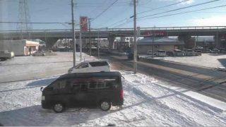 北海道道452号(下手稲札幌線)・札樽自動車道 ライブカメラと雨雲レーダー/北海道札幌市