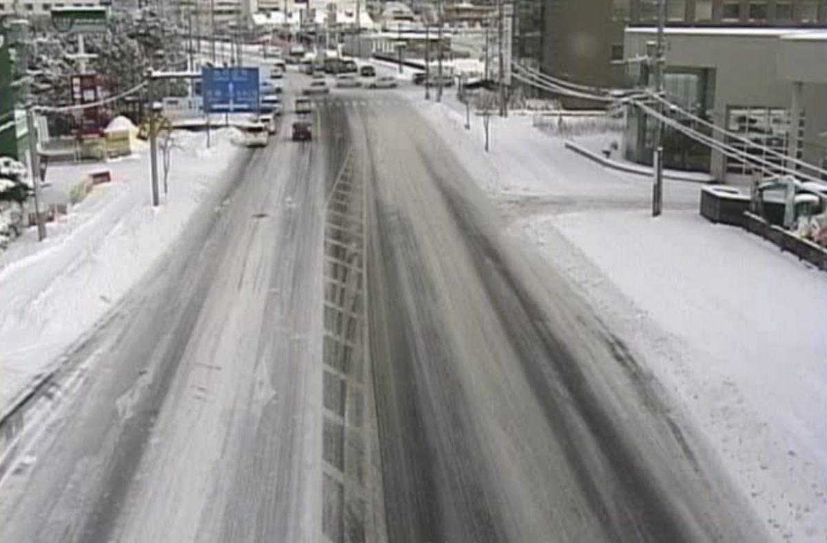 北海道 道路のライブカメラ