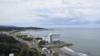 岩木山・日本海 ライブカメラと雨雲レーダー/青森県鯵ヶ沢町