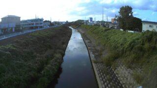 一宮川・早野ライブカメラと雨雲レーダー/千葉県茂原市