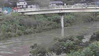 井芹川 ライブカメラ(西部水道センター)と気象レーダー/熊本県熊本市